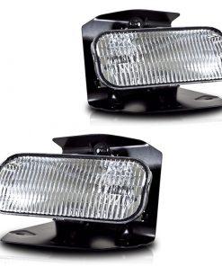 Winjet Ford Fog Lights Clear
