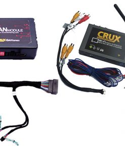 Crux Wi-Fi Audio/ Video Interface for 2013-15 Ford  F-Series