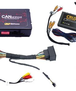 Crux Wi-Fi Audio/ Video Interface for Select GM / Chevrolet LAN 29 Bit Vehicles