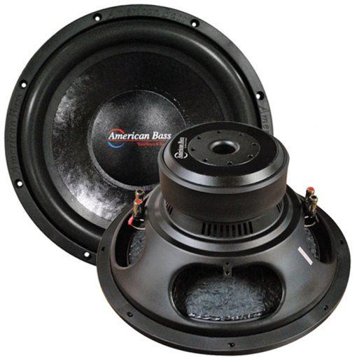 "American Bass 15"" Woofer 2000W Max 4 Ohm DVC"