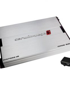 Cerwin Vega XED Mobile 1-Ch 275WX1 at 2ohm 175WX1 at 4ohm / 1000W MAX