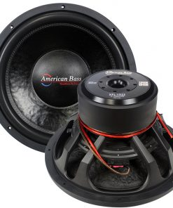 "American Bass 15"" Wooofer 2000W Max 2 Ohm DVC"