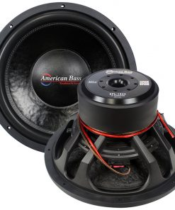"American Bass 15"" Wooofer 2000W Max 4 Ohm DVC"