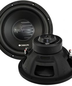 "Orion XTR 10"" Woofer  2 Ohm DVC 2000W Max"