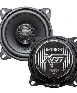 "Orion XTR 4"" Coaxial Speaker - No Grills"