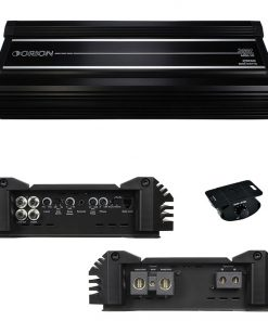Orion XTR Amplifier D class 1 ohm 16000W Max
