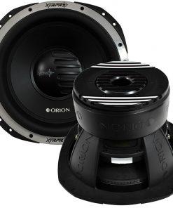 """Orion XTR PRO 10"""" Woofer 4 Ohm DVC 3600W Max"""