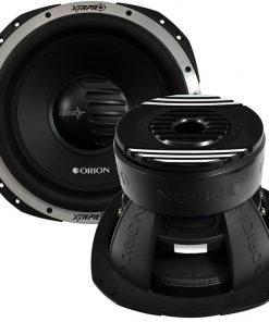 """Orion XTR PRO 12"""" Woofer 4 Ohm DVC 6000 Watts Max"""