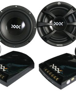 "RE Audio XXX Series 6.5"" Component Set 300W Max"