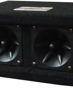 "Zebra 2 4"" Piezo Tweeters in Tweeter Box (sold each) 100 Watts max"