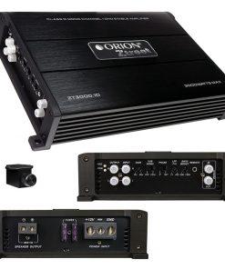 Orion Ztreet D Class Amplifier 3000 Watts Max