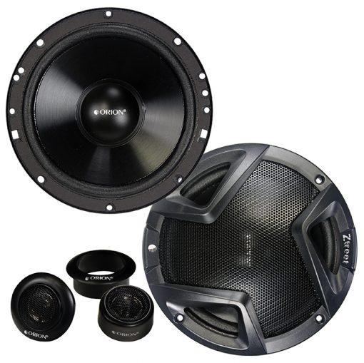 """Orion Ztreet 6.5"""" 450W Component Speaker"""
