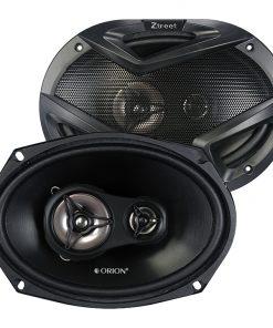 """Orion Ztreet 6x9"""" 3 way Speaker 500 Watts"""