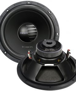 "Orion Ztreet 12"" Woofer SVC 250 Watts RMS/1000 Watts Max"