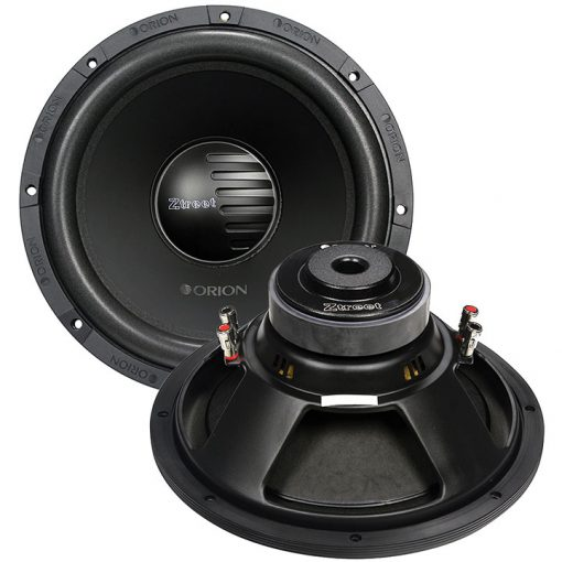 """Orion Ztreet 12"""" Woofer SVC 250 Watts RMS/1000 Watts Max"""