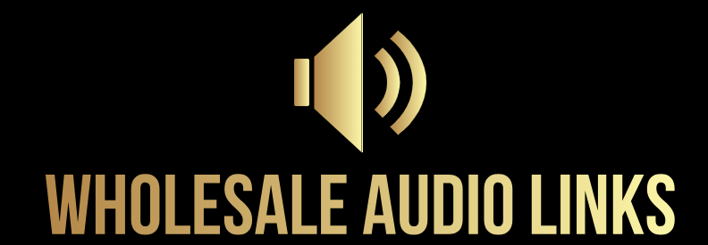 drop shipping provided by wholesale audio links network of USA distributors