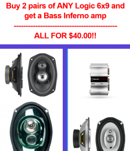 wholesale car audio distributor specials