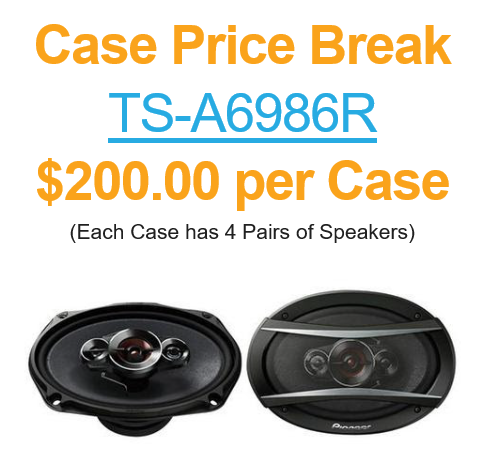 car audio wholesale distributor specials pioneer